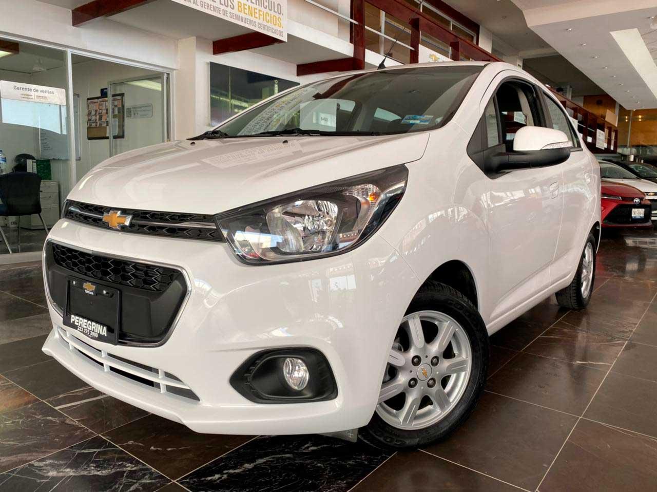 Seminuevo en venta Chevrolet Beat LTZ 2020