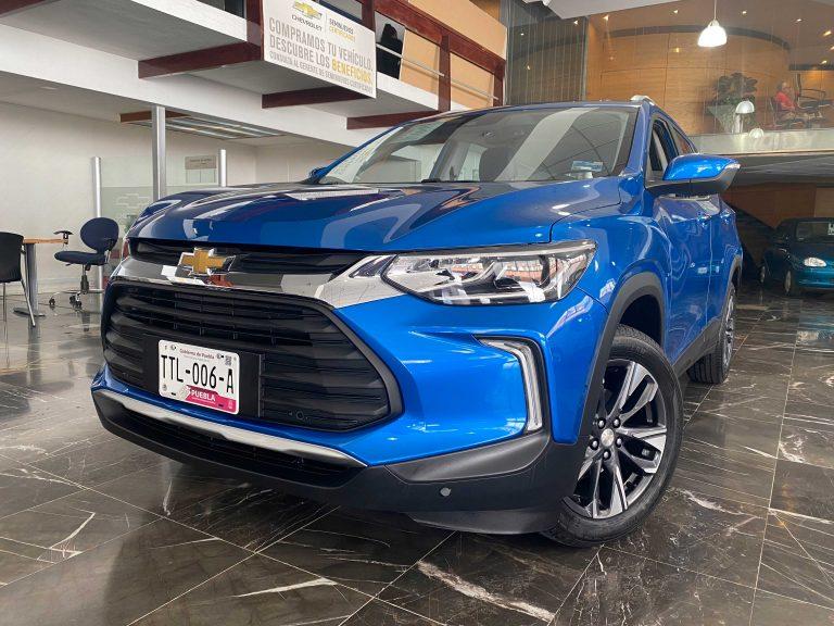 Chevrolet Traqker Paquete D 2021 - seminuevo en venta