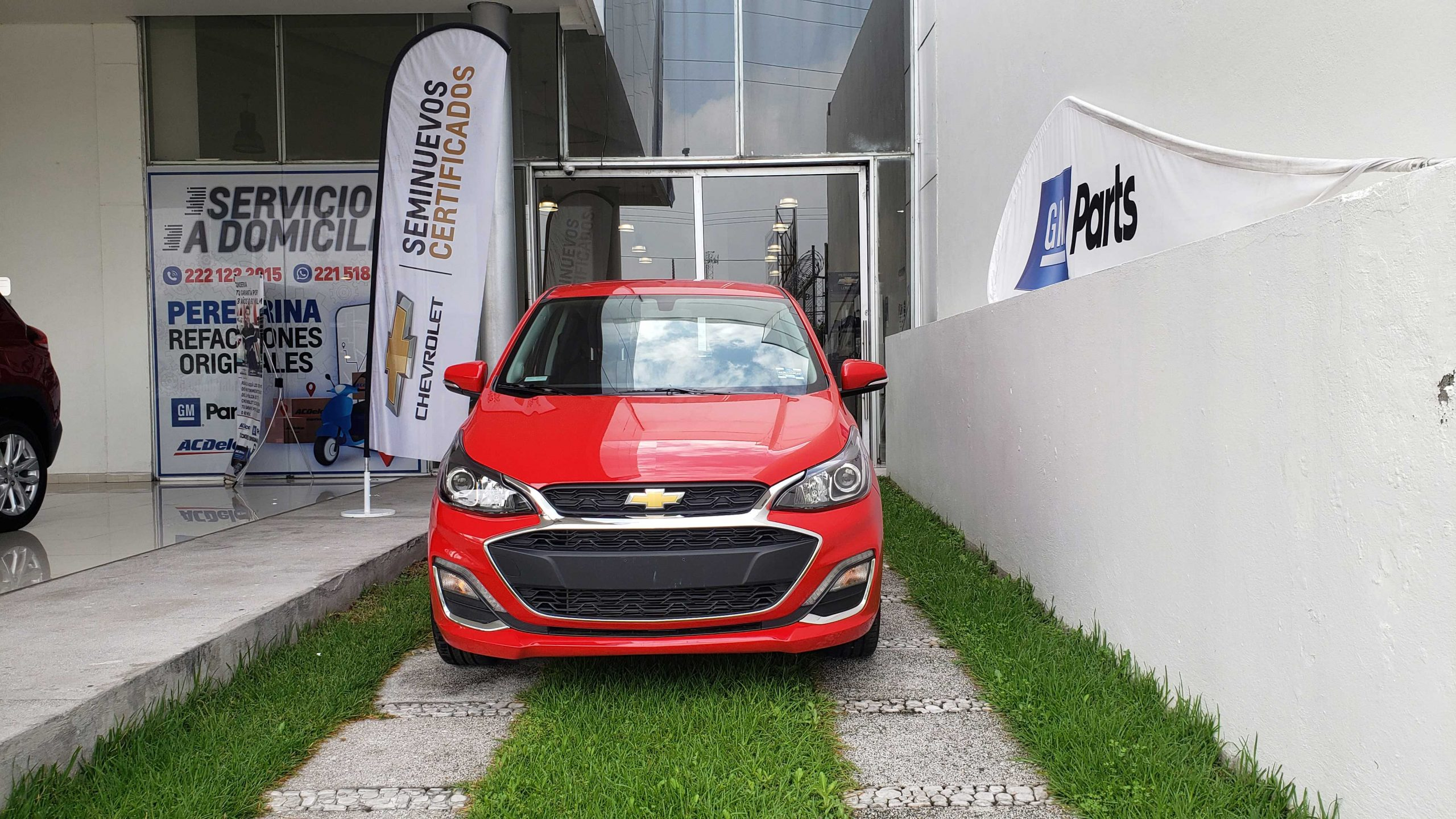 Chevrolet Spark 2021 En venta