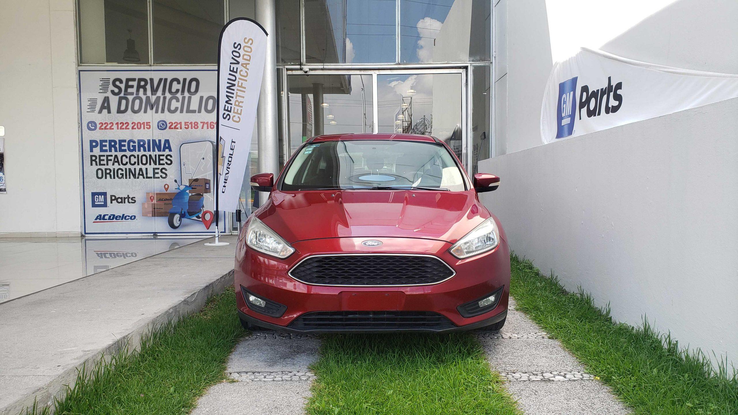 Ford Focus 2016 en venta