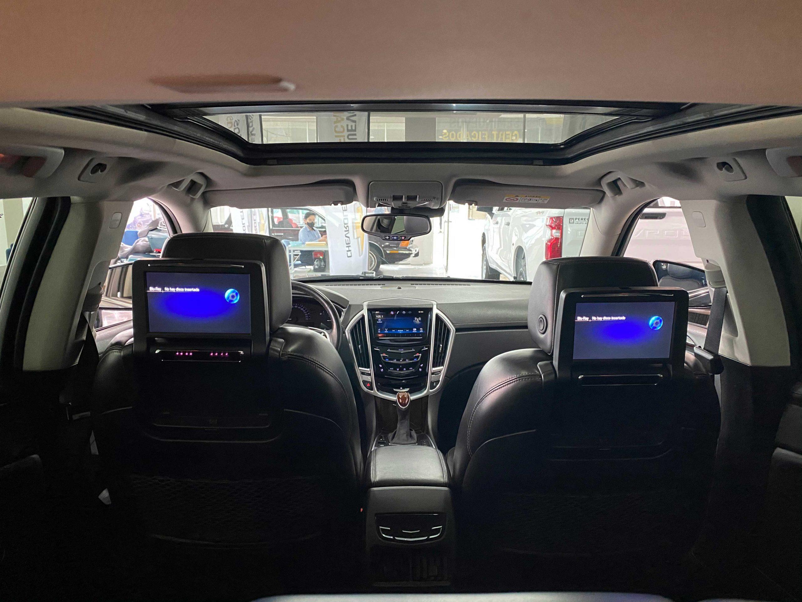 Cadillac SRX B Gris Asfalto 2015 en Venta