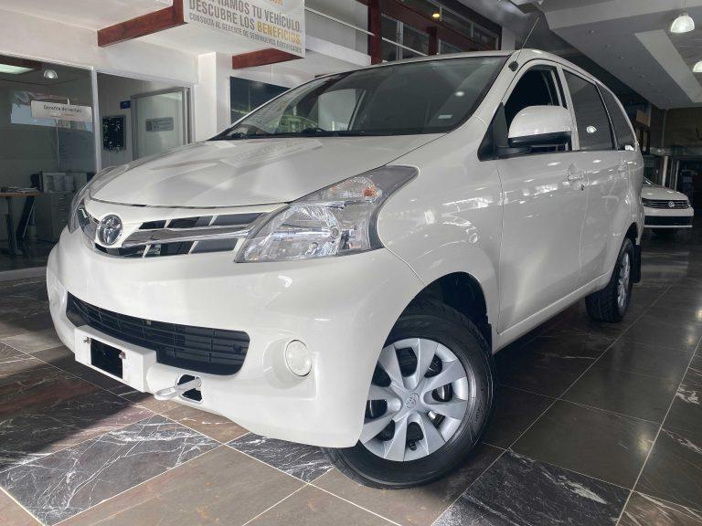 Toyota Avanza Premium 2015 En venta