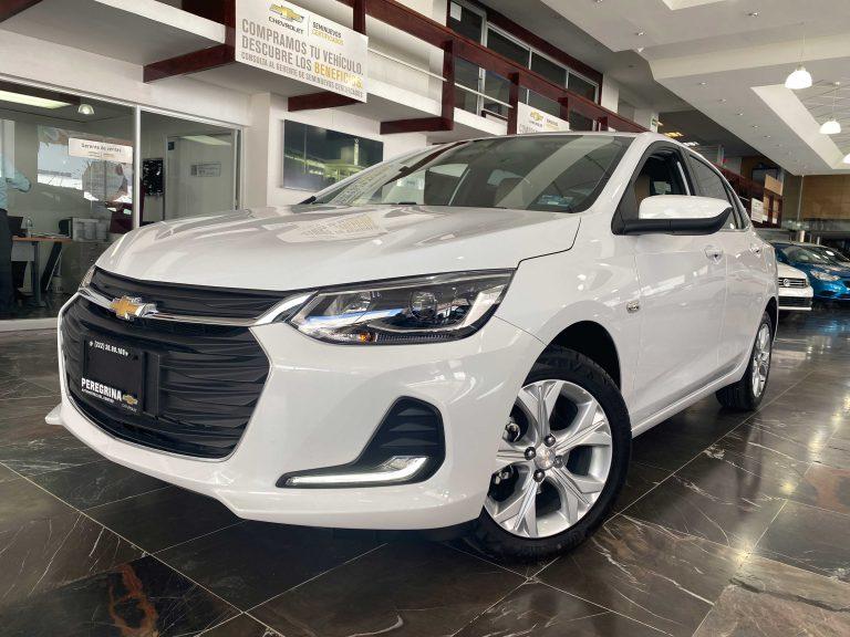 Chevrolet Onix Premier 2021 en venta