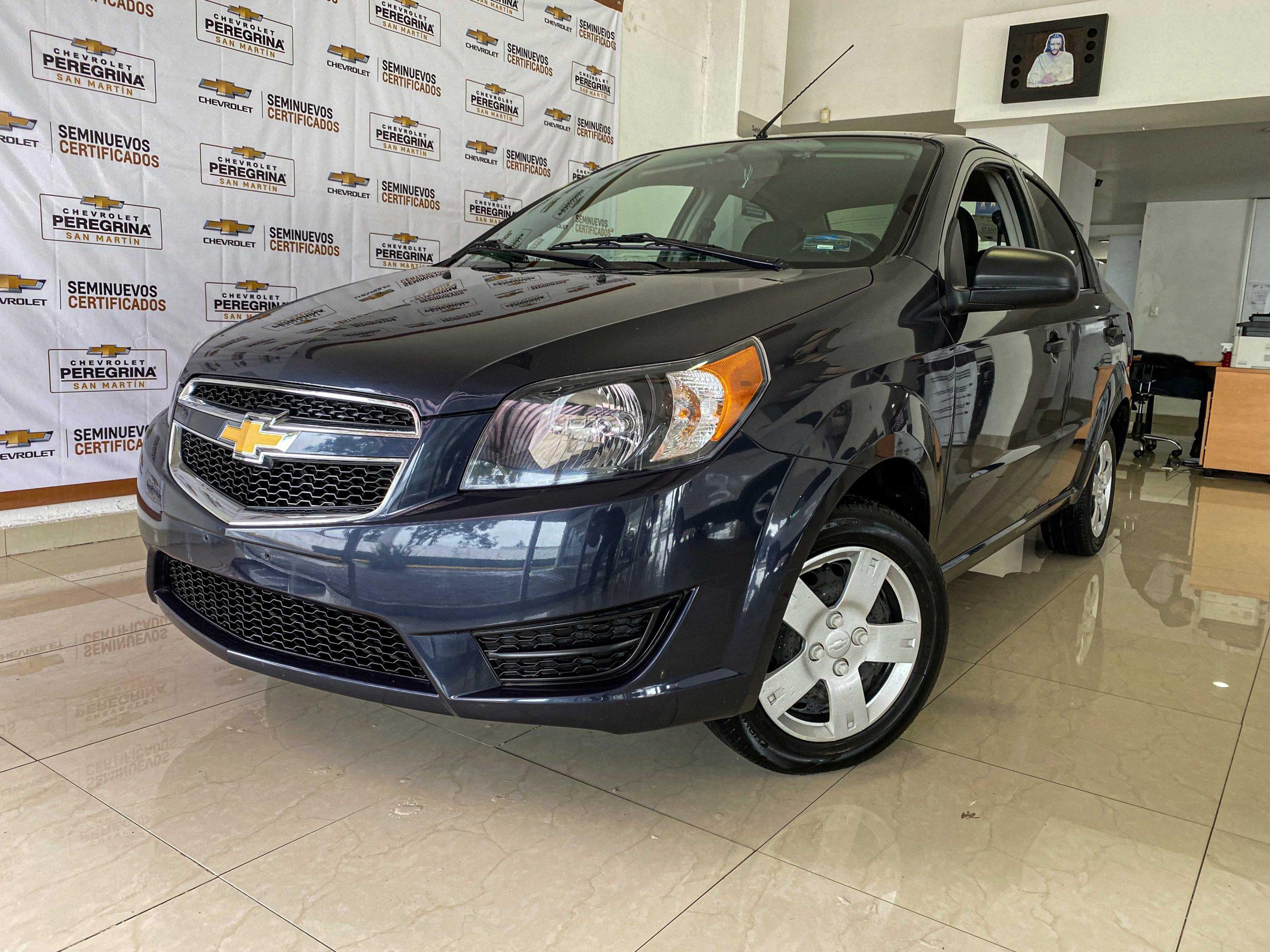 Chevrolet Aveo 2018 en venta