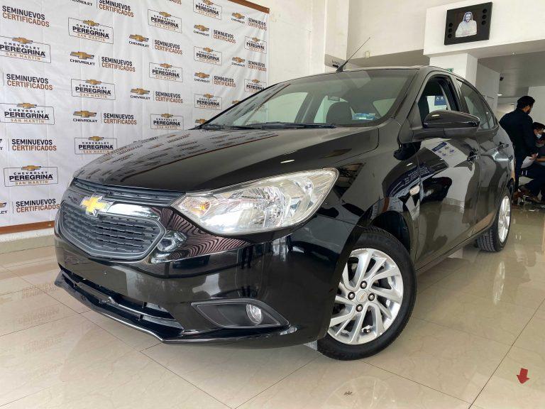 Chevrolet Aveo Pac C Color Negro Grafito 2019 Mt