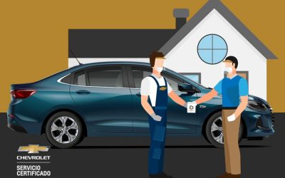 5 puntos clave del mantenimiento preventivo de tu Chevrolet